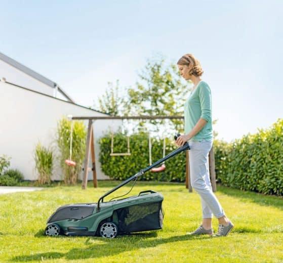 Hochwertige Helfer für die Rasenpflege
