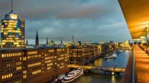 Immobilienerwerb in Hamburg