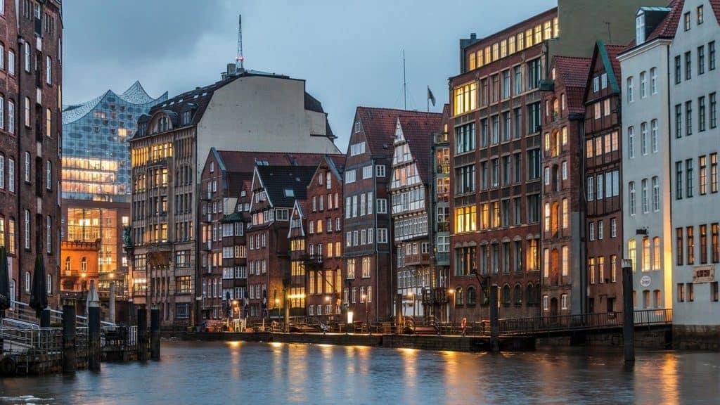 Hamburg bietet einen interessanten Immobilienmarkt
