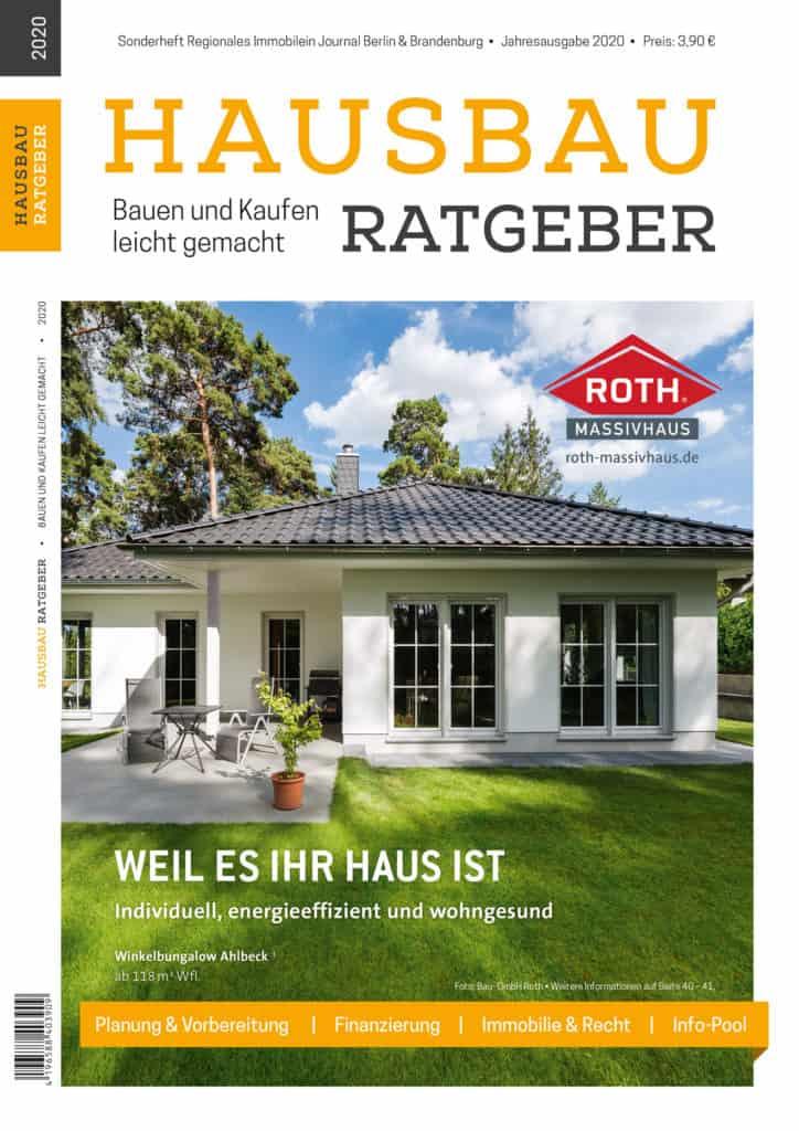Hausbau Ratgeber 2020 Titel