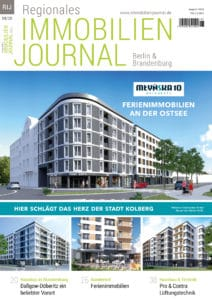 Regionales Immobilien Journal Berlin & Brandenburg 08-2020