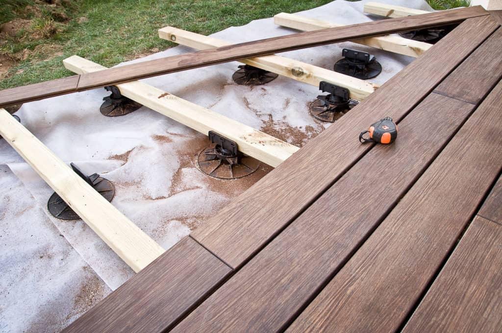 WPC Terrassendielen kaufen und montieren