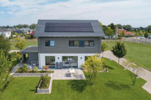 Das neue Musterhaushaus von Schwörer im Unger-Park Werder