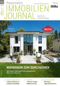Regionales Immobilien Journal Berlin & Brandenburg September 2020