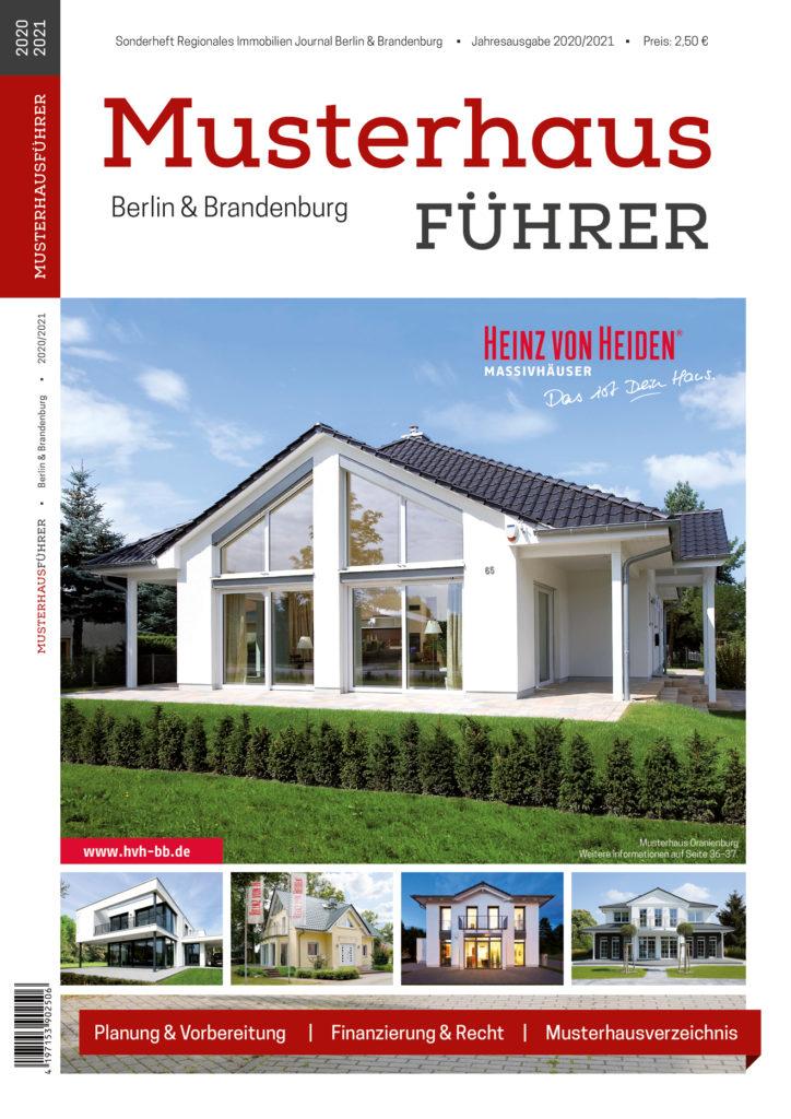 Musterhausführer Berlin & Brandenburg 2020/2021