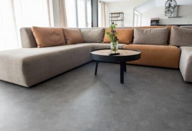 Hochwertiger Vinylboden im Wohnbereich