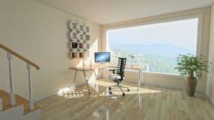 Büroarbeitsplatz ergonomisch einrichten