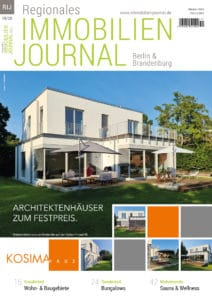 Regionales Immobilien Journal Berlin & Brandenburg 10-2020