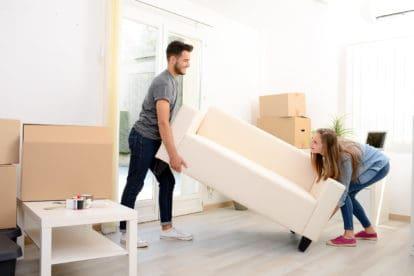 Tipps zur Möbeleinlagerung während des Hausbaus