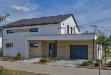 Musterhaus in Werder © STREIF Haus