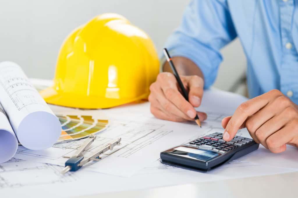 Kalkulation der Baukosten beim Architektenhaus