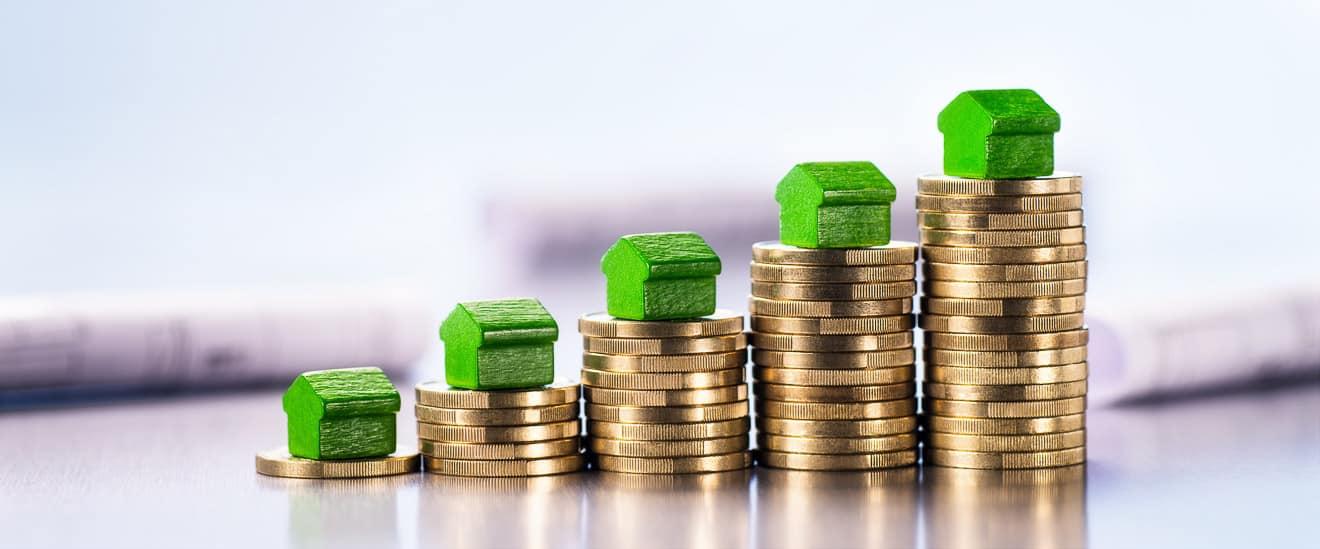 Entwicklung der Baudarlehen im September 2020