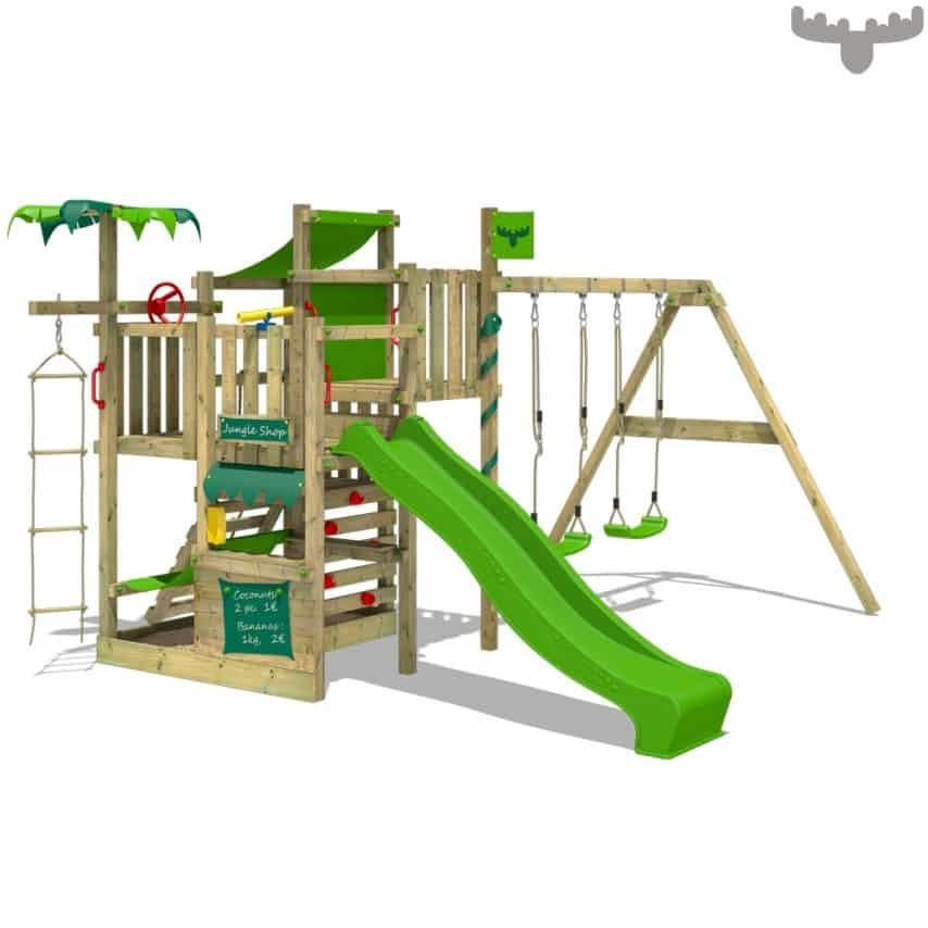 Kinderspielturm von Fatmoose