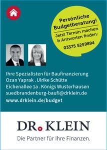 DR. Klein Privatkunden AG - Ozan Yaprak