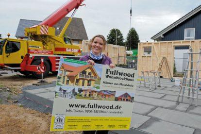 Die Bauherrin © uwe weiser / FULLWOOD