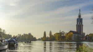Blick über Potsdam