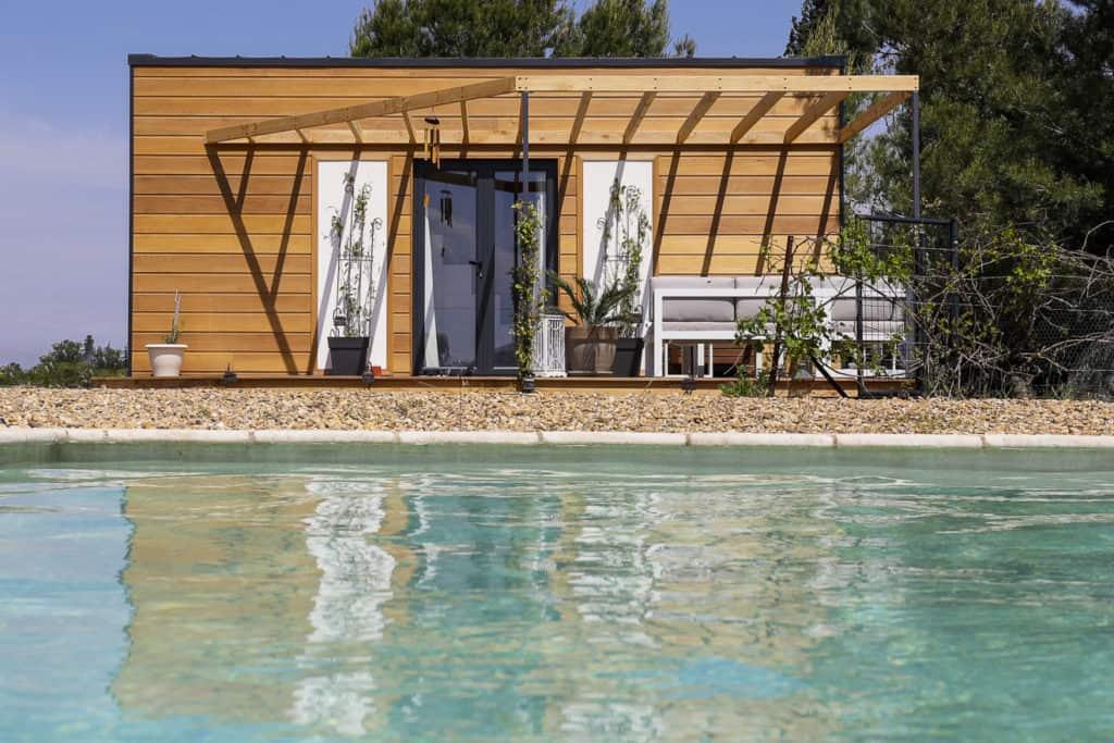 Ein Tiny House als Ferienimmobilie