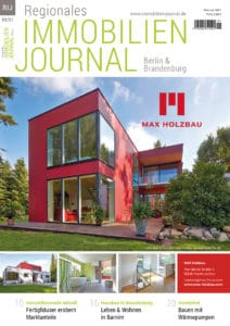 Regionales Immobilien Journal Berlin & Brandenburg Februar 2021