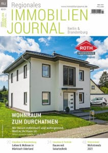 Regionales Immobilien Journal Berlin & Brandenburg März 2021