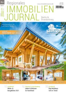Regionales Immobilien Journal Berlin & Brandenburg April 2021