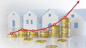 Steigende Baukosten für Immobilien