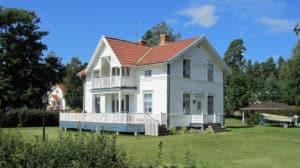 Holzhäuser im skandinavischen Baustil erfreuen sich großer Beliebtheit