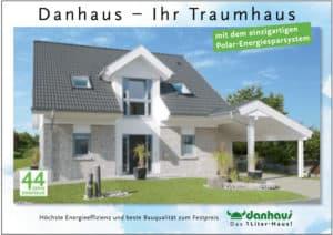 Danhaus Deutschland GmbH Hausbaukatalog