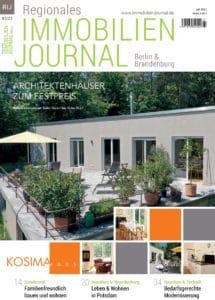 Regionales Immobilien Journal Berlin & Brandenburg 07-2021