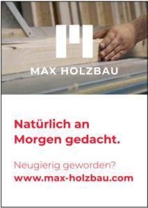 Max Holzbau Hausbaukatalog