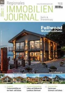 Regionales Immobilien Journal Berlin & Brandenburg August 2021