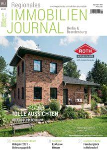 Regionales Immobilien Journal Berlin & Brandenburg September 2021